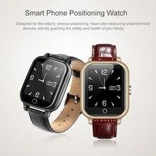 Купить с кэшбэком DS19 Smart Watch Waterproof Health Watch Sleep Chat Alarm Clock Anti-lost Two Call Smartwatch
