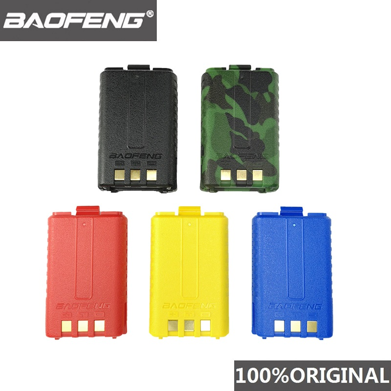 1800mah BL-5 Original Li-Ion Baofeng uv5r Battery For Radio Walkie Talkie Accessories UV-5R Uv-5re UV-5ra UV 5r