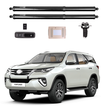 For Toyota FORTUNER electric tailgate modified tailgate car modified automatic lifting rear door auto parts off-road vehicle