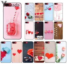 Ynuoda Rotten sweet love Customer High Quality Phone Case for Apple iPhone 8 7 6 6S Plus X XS MAX 5 5S SE XR Mobile Cover yinuoda demi lovato customer high quality phone case for apple iphone 8 7 6 6s plus x xs max 5 5s se xr mobile cover