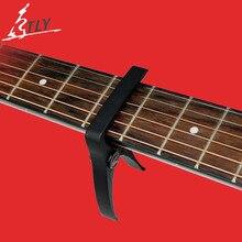 Aroma de aluminio aleación guitar capo capotraste guitarra para la guitarra eléctrica acústica resorte fuerte
