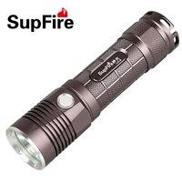 Supfire L5 S High Power 5 Modes CREE XML L2 1100 Lumens LED Flashlight USB Charging