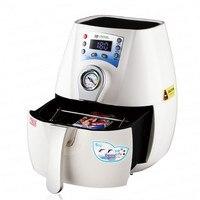 Heat Press Machine 3D MINI Sublimation Heat Press Printer for Mugs Phone Case photo or professional image Vacuum 110v/220v