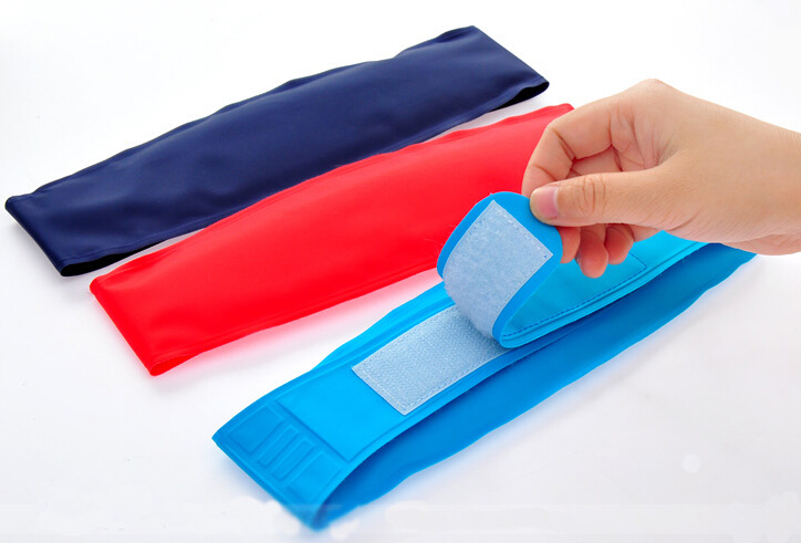 Medical cooling headband children/adults fever cold ice belt cold heat physical cooling therapy bags no–talk therapy for children