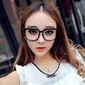 2016 Retro arrow Box box Optical Plain Mirror Eyeglasses Frames Men Women prescription Eye Glasses Myopia Eyewear Frame