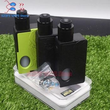 vape Mech Mod Vaporize Power by 18650/26650 battery BF Box Mod 10ml Buttom Feeding RDA vape vapor vs Drag 2 Mod/Cold Steel 100