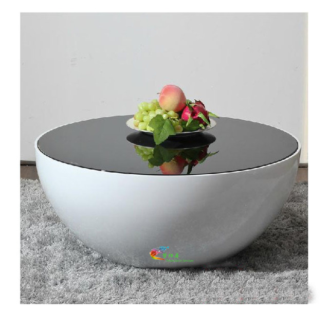 FRP Served In Big Bowls A Few Living Room Coffee Table Round Features Storage
