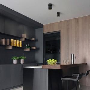 Image 3 - Aisilan Spot lumineux Led pour le plafond, éclairage de plafond réglable, design nordique, 90 degrés AC 90 260V, montage en Surface, salon
