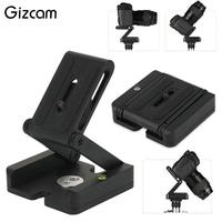 New Folding Z Type Stand Holder Desktop Pro Tripod Flex Tilt Head Pan Ball Universal For