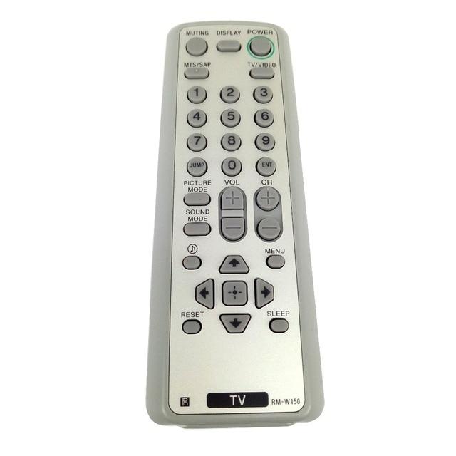 חדש מקורי RM W150 עבור Sony HDTV טלוויזיה שלט רחוק KV AR25M90B KV SR292M99K KV AR21 KV AR29T80C KV AR29X80C Fernbedienung