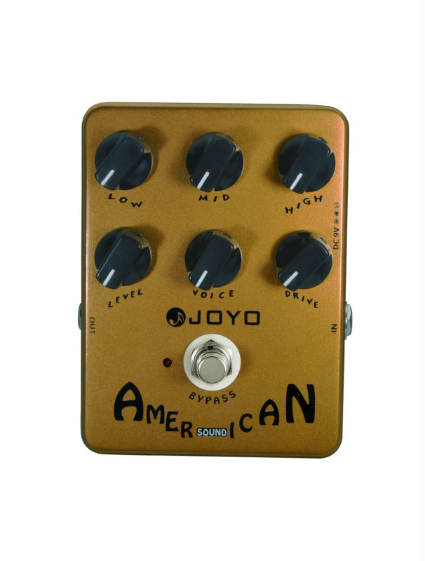 Joyo JF-14 American Sound Electric Guitar Effect Pedal True Bypass jf