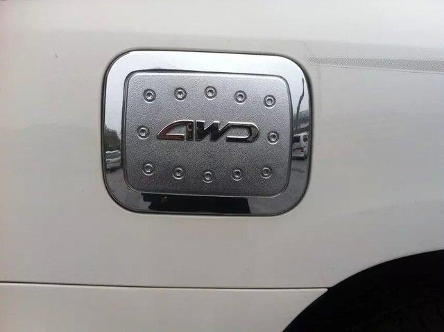 Auto chrome accessories,oil tank cover trim  for toyota  Land Cruiser 200 2013-2015, auto accessories