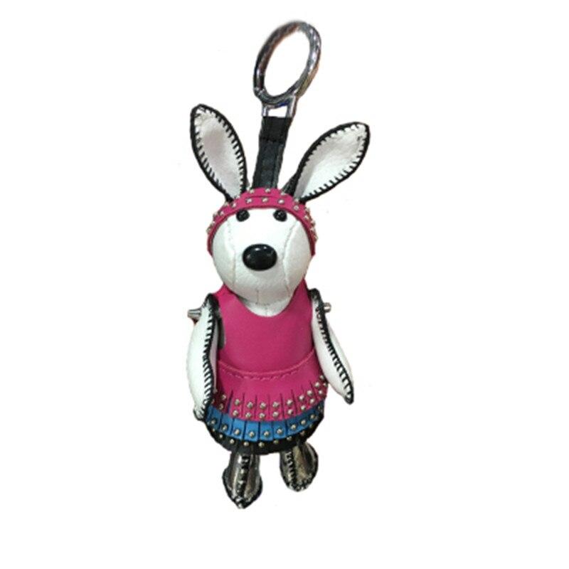 Herzhaft 2018 Obag Griffe Taschen Anhänger Kühlen Capes Raum Kaninchen Leder Rock Tasche Ornamente Unisex Paket Zubehör Freies Verschiffen