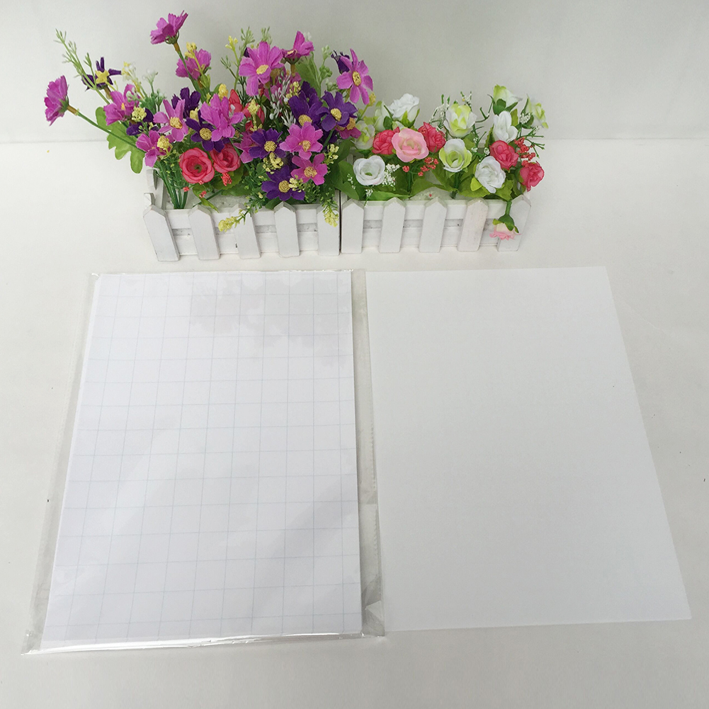 10 Pcs Sheets A4 Printing Paper T Shirt For Light Fabrics Transfer Paper Iron On10 Pcs Sheets A4 Printing Paper T Shirt For Light Fabrics Transfer Paper Iron On