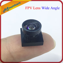 New 1.7mm cctv mini lens 170 Degrees Wide Angle IR Board 650nm Lense for security mini camera (Lens Mount:12X12mm)