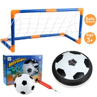 Children Sports Toys Music Lights Suspension Football Small Ball And Pump Assembled Goal Kids Gifts Outdoor Toy Edition JT822