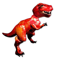 dinosaur balloons party decoration supplies kids baby toys imported personalized animal shaped birthday party balloons
