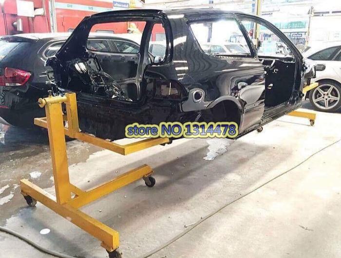 Auto coche reacabado aire gravedad TE20 PISTOLA DE PULVERIZACIÓN Pro neumático 600ml taza 1,3mm boquilla capa pintura herramienta de reparación - 4