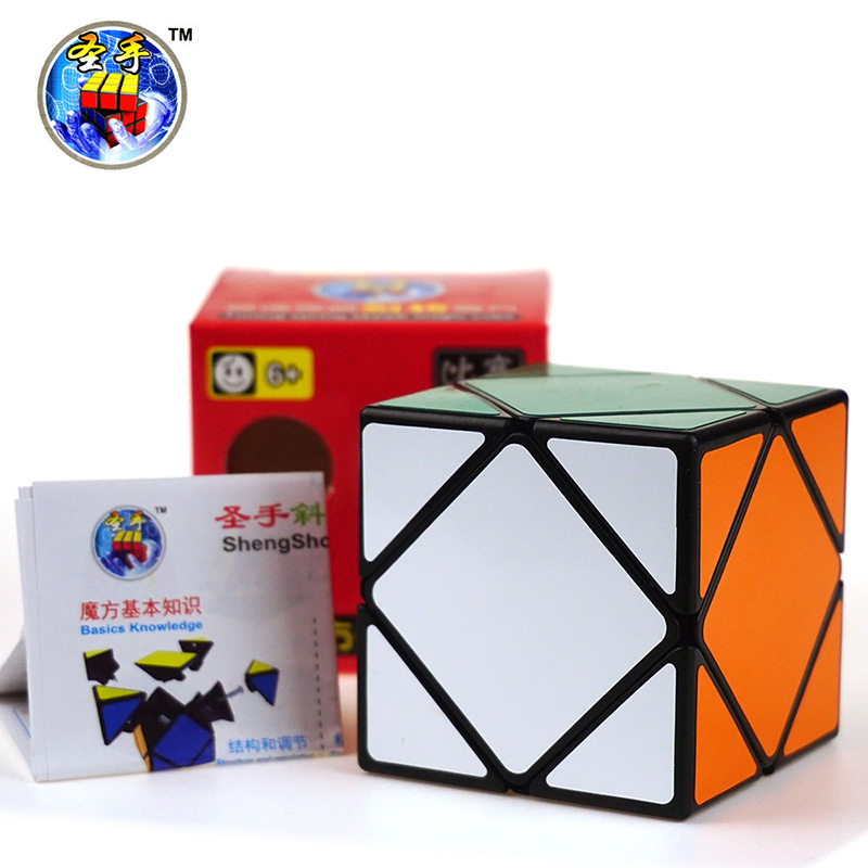 ShengShou Magic Cube Skewb Speed Professional Puzzle Cube Educational Twist Puzzle Toys For Children Gifts Cubo