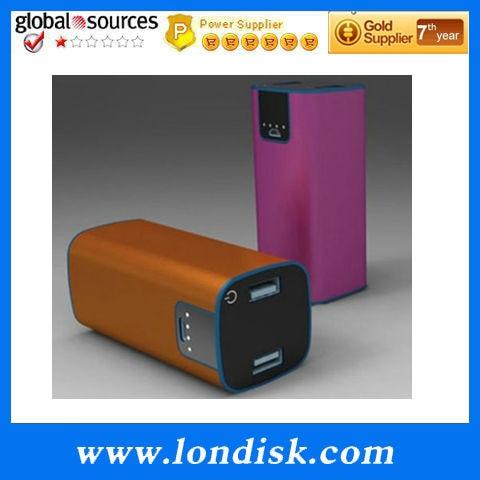 High capacity 13000mAh PB004B LONDISK power bank  for mobile phone