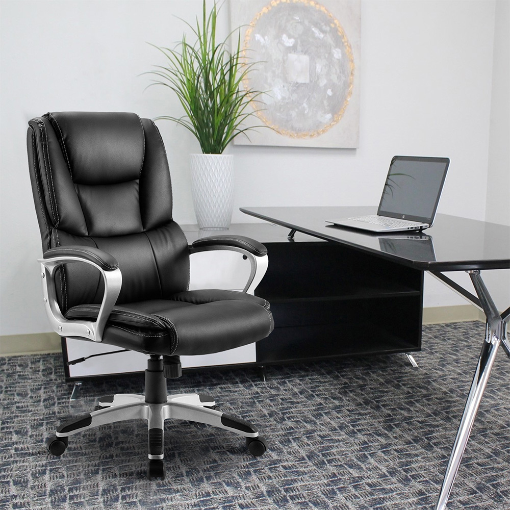 Computer-Chair Executive Swivel Angle-High-Back Adjustable Special-Offer Tilt