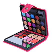 Small 32 colors Makeup Eyeshadow Palette For Crossdressers & Shemales