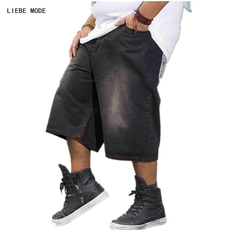 American Summer Baggy Jeans Shorts Men Hip Hop 2017 New ...