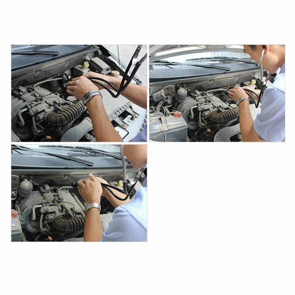 Stetoskop samochodowy Auto Mechanics cylinder silnika stetoskop aparat słuchowy silnik samochodowy Tester narzędzie diagnostyczne