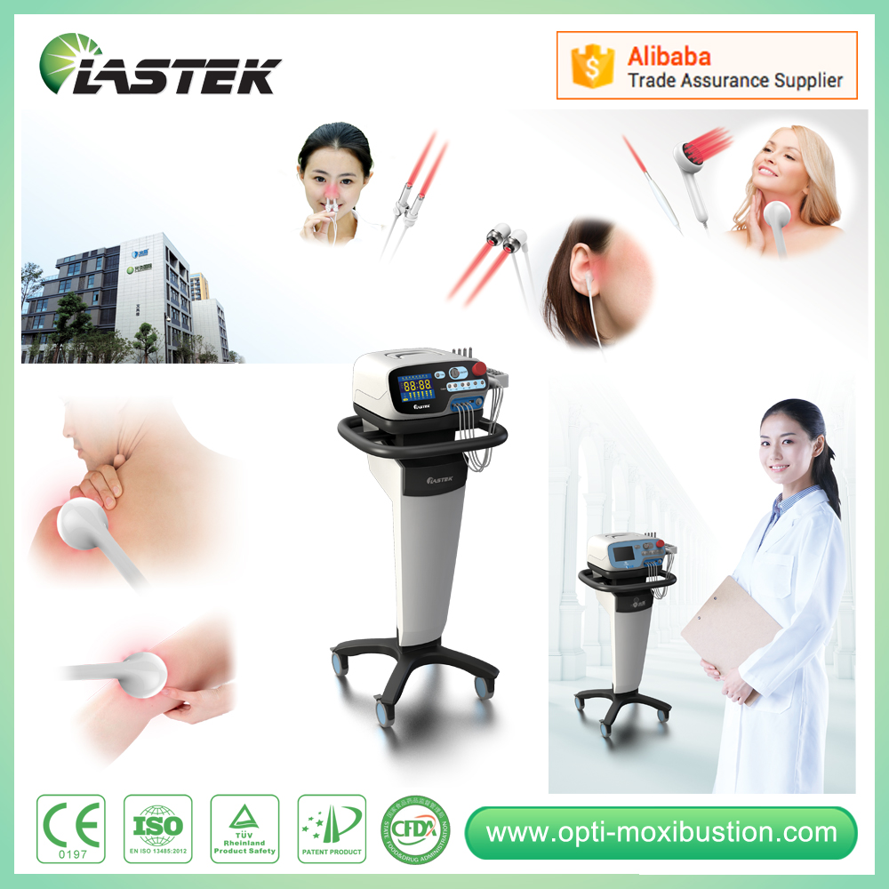 LASTEK 650nm+808nm Medical Multifunction cold laser physiotherapy equipment home use rechargea portable body pain relief cold laser 650nm 808nm rheumatoid arthritis inflammation physiotherapy equipment ce
