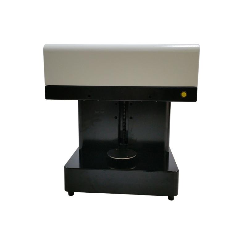 Braun kaffee farbe druckmaschine und farbdruck café maschine