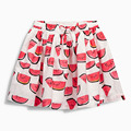 new 2017 Wholesale summer fashion girls cotton watermelon skirt 1-6 years