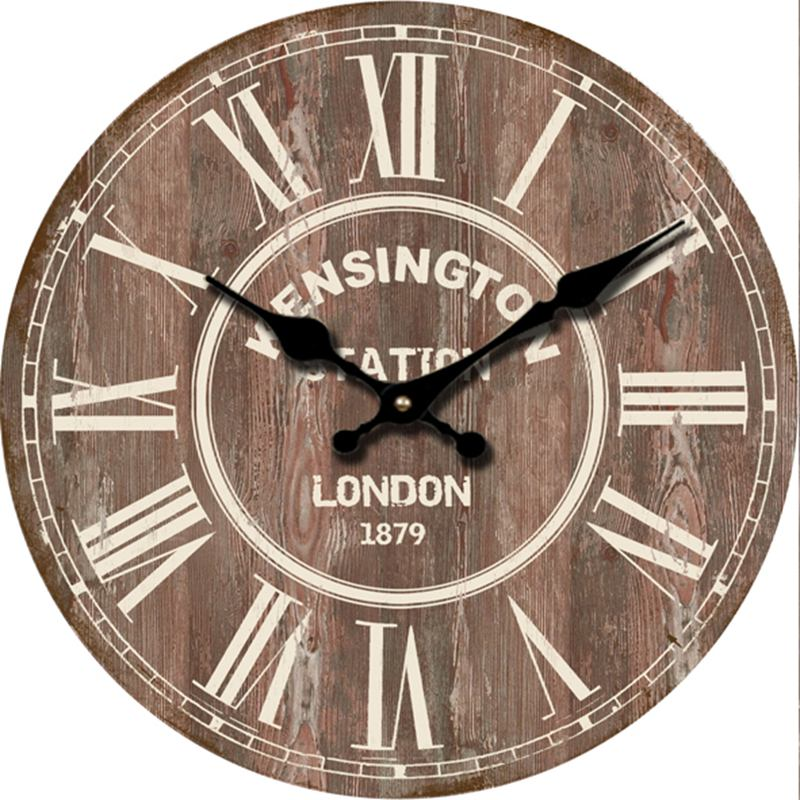 Popular Modern Wall Clock WoodBuy Cheap Modern Wall Clock Wood