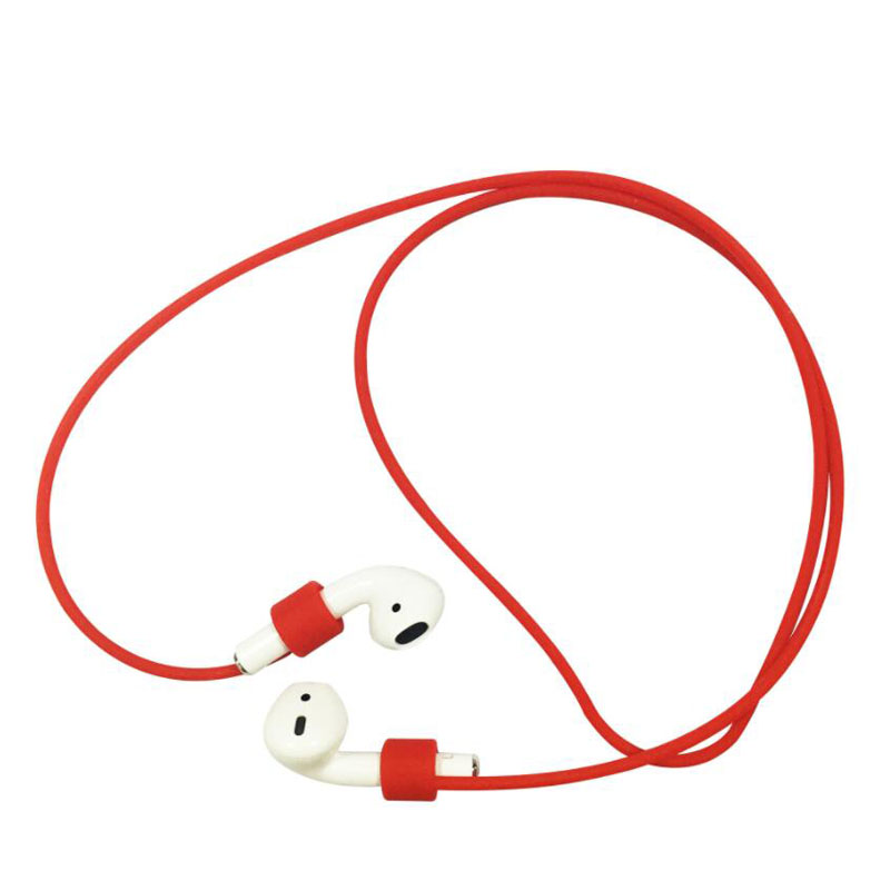 Bluetooth Earphone Silicone Strings for Apple Wireless Airpods 2 1 Headphones Auriculares Lanyard Strap
