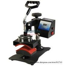 Free shipping! Cap Heat Press Transfer Machine heat transfer machine