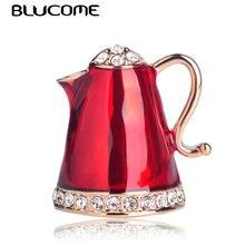 Blucome New Teapot