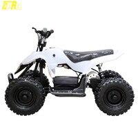 TDPRO В 500 Вт 24 В ATV Мини Мото электрический батарея Go kart квадроцикл Pitbike Спорт на открытом воздухе для мальчиков ездить на Детская безопасность