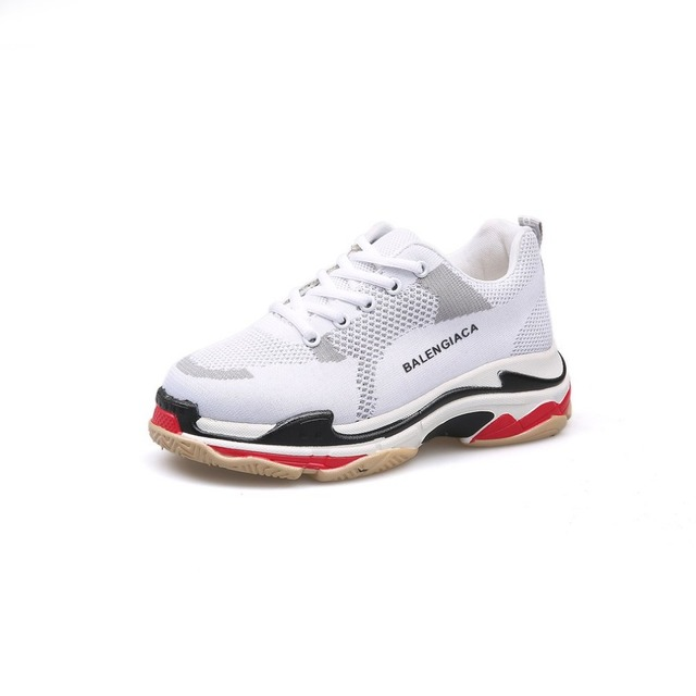 fe96f833334d ... Popular Women Shoes Casual Mesh Breathable Sneakers Sport Platform Shoes  Walking Dad Shoes Dad Sneaker Clunky ...