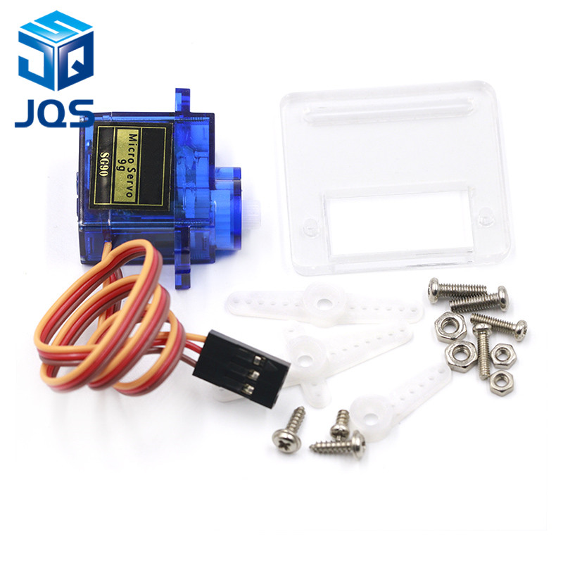 Official Smart Electronics Rc Mini Micro 9g 1.6KG Servo SG90 for RC 250 450 Helicopter Airplane Car Boat For Arduino DIYOfficial Smart Electronics Rc Mini Micro 9g 1.6KG Servo SG90 for RC 250 450 Helicopter Airplane Car Boat For Arduino DIY