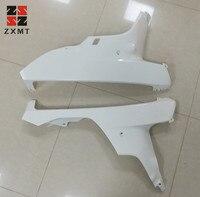 ZXMT Unpainted Raw Fairing right left side lower pannel bottom For Honda CBR1000RR 2006 2007 ABS Plastic Injection Bodywork