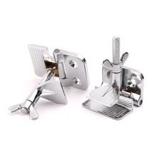 Clamps for DIY Fixing-Screens-Tool Zinc-Alloy Printing Butterfly 2pcs