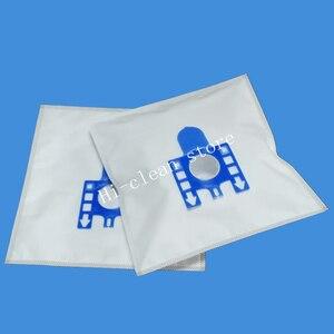 Image 2 - Cleanfairy 15 шт нетканые мешки для пыли совместимы с Miele S241 S256 S290 S300 S500 S700 S1400 S6000 S7000 Замена для FJM