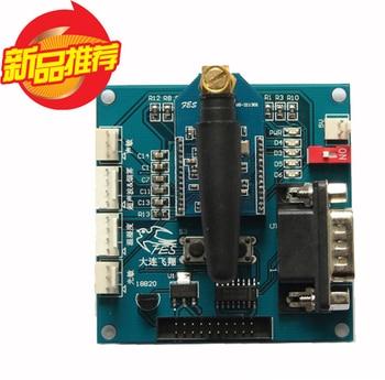 STM32W108 Zigbee node, improved / multi sensor interface / RF transceiver module