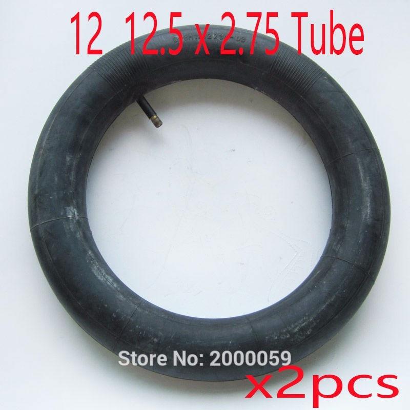 2PCS 1/2x2 3/4(12.5X2.75) Scooter Inner Tube RAZOR MX350 / MX400 MINI ELECTRIC DIRT BIKE