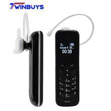 AEKU-minimarcador de teléfono móvil GT Star B M5 0, 0,66 pulgadas, desbloqueado, con auriculares manos libres, red GSM, AIEK, A9, M5, J8, A8