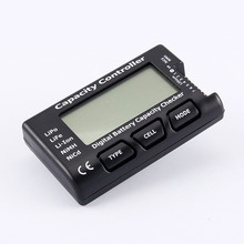 1-7S Digital Power Display Li-ion NiMH Battery Checker Tester