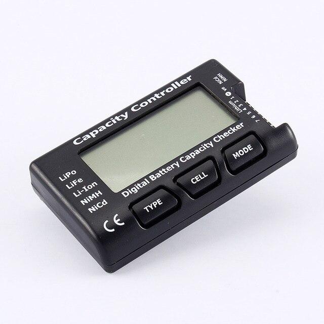 1-7S Digital Power Display Li-ion NiMH Battery Checker Tester