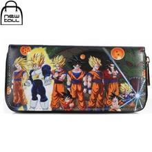 Dragon Ball Z – Super Saiyans – Long Wallet