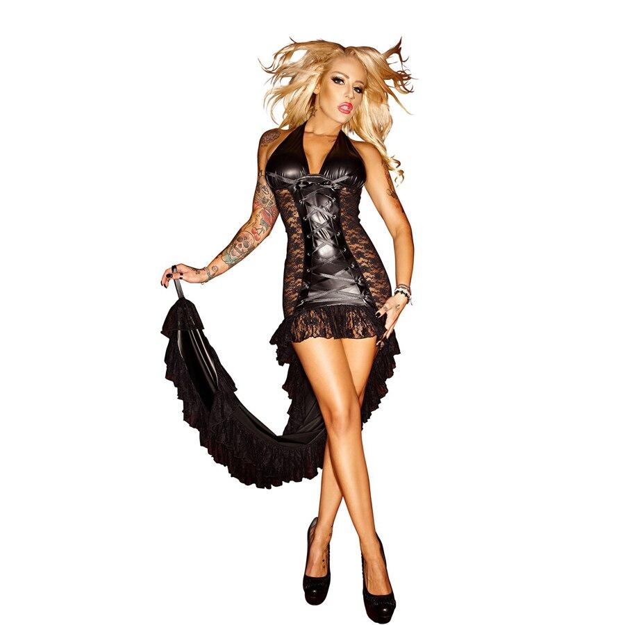 Seksi PU Dantel Elbise Balo Salonu pole dancing giyim Kıdemli Caz Dans Topluluğu Giysi Set Peggy Elbiseler Seks Yeni Kadın Kıyafeti