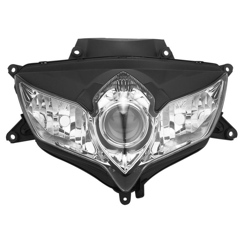 Headlight Headlamp Head Light Lamp For Suzuki GSXR 600 750 GSXR600 GSXR750 2008 2009 motorcycle front headlight for suzuki gsxr 600 750 gsxr600 gsxr750 2004 2005 k4 head light lamp assembly headlamp lighting parts