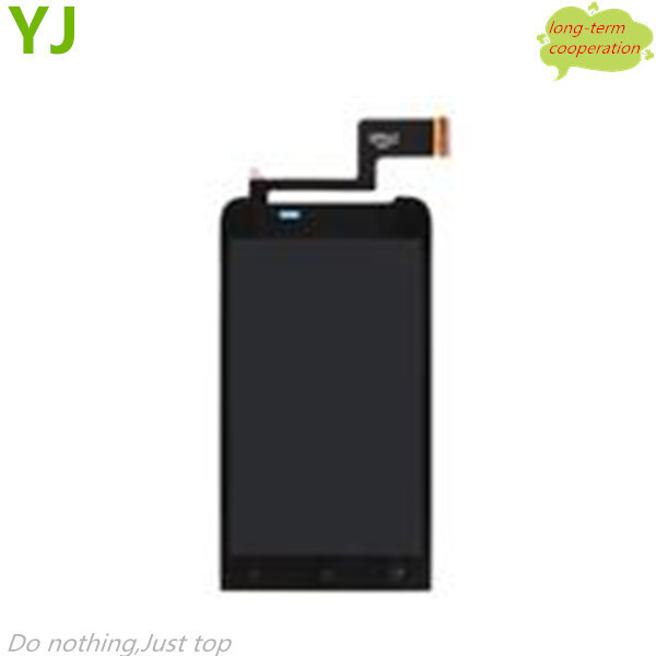HK Free Replacement Touch Screen Digitizer LCD Assembly for HTC One V T320e OEM